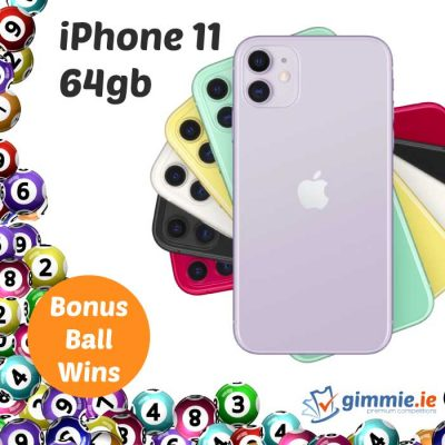 gimmie.ie iPhone 11 Competition