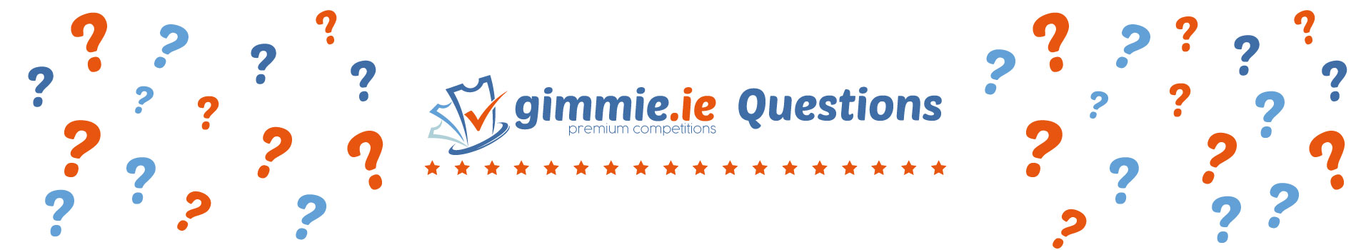gimmie.ie questions