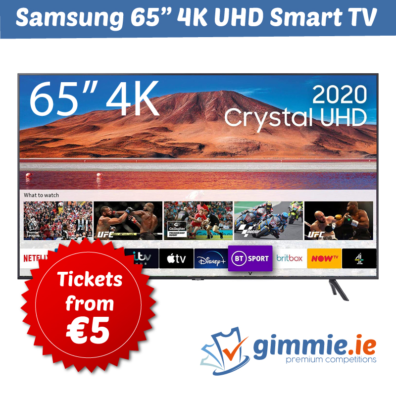 samsung 65 competition