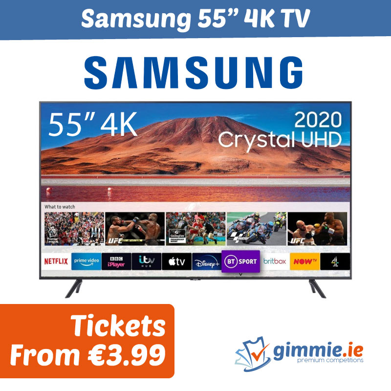samsung competition gimmie.ie